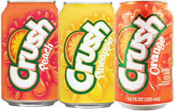 AMERICAN IMPORTED CRUSH 12 CANS / CASE