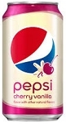 AMERICAN IMPORTED PEPSI CHERRY 12 CANS / CASE