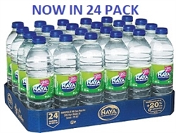 NAYA WATER 24 x 600ml BOTTLES / CASE