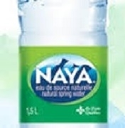 NAYA WATER 12 PACK SIZE 1.5 L BOTTLES / CASE