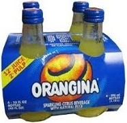 ORANGINA SPARKLING ORANGE (24 Bottles)