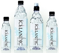 ICELANDIC GLACIAL STILL WATER 'PET' PLASTIC BOTTLES