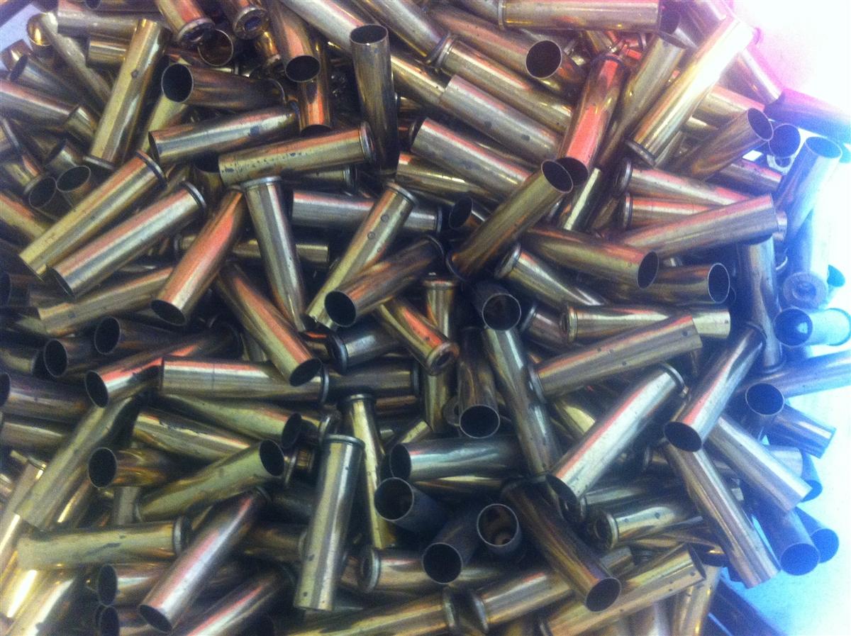 357 Rem Max Brass - 500+ Cases