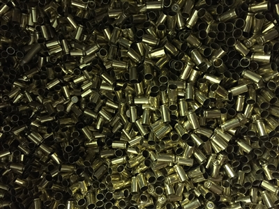 9mm once fired brass cases for reloading