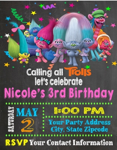 Birthday Party Invitation Online as perfect invitations sample
