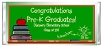 Graduation Candy Wrapper - Chalkboard