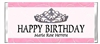 Sweet Sixteen Candy Wrapper - Tiara