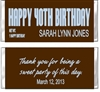 Personalized Hershey candy bar wrapper, custom Hershey candy bar wrapper, Hershey birthday candy wrapper