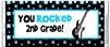 End of the School Year Candy Wrapper - Guitar You Rock