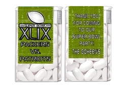 Super Bowl Tic Tacs - Field Background 2