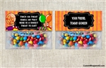 Halloween Treat Bag Topper - Candy