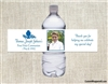 First Communion Water Bottle Label - Photo