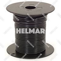 Primary Wire - Rated 80°C 18 Gauge - 16/30 Stranding - 02310 Wire (Black) 100')