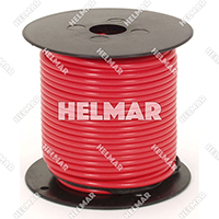 Primary Wire - Rated 80°C 14 Gauge - 19/27 Stranding - 02408 Wire (Red 100')