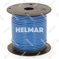 Primary Wire - Rated 80°C 14 Gauge - 19/27 Stranding - 02414 Wire (Blue 100')