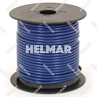 Primary Wire - Rated 80°C 14 Gauge - 19/27 Stranding - 02418 Wire (dk.Blue 100')