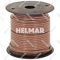 Primary Wire - Rated 80°C 14 Gauge - 19/27 Stranding - 02420 Wire (Tan 100')