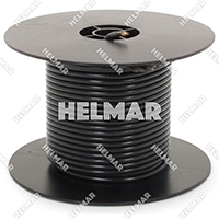 Primary Wire - Rated 80°C 12 Gauge - 19/25 Stranding - 02460 Wire (Black) 100')
