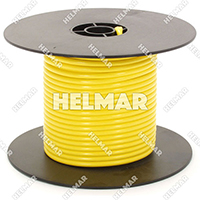 Primary Wire - Rated 80°C 12 Gauge - 19/25 Stranding - 02462 Wire (Yellow 100')