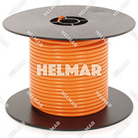 Single Conductor Wire - Rated 105° 10 Gauge - 105/30 Stranding - 07603 (Orange 100')