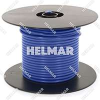 Primary Wire - Rated 80°C 12 Gauge - 19/25 Stranding - 02468 Wire (dk.Blue 100')