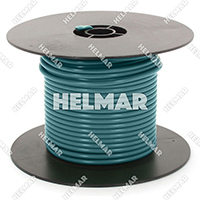 Primary Wire - Rated 80°C 12 Gauge - 19/25 Stranding - 02469 Wire (dk.Green 100')