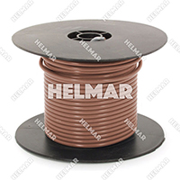 Primary Wire - Rated 80°C 12 Gauge - 19/25 Stranding - 02470 Wire (Tan 100')