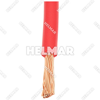 04606<BR>BATTERY CABLES (RED 25')