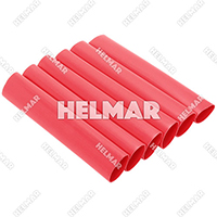 Forklift Cable Accessories Heat Shrinkable Tubing - 05403 (Red)
