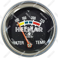 10024<br>WATER TEMP. GAUGE