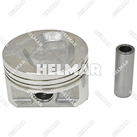 91H2000670 PISTON & PIN (STD)