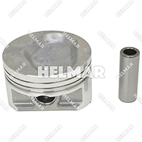 91H2000730 PISTON & PIN (.50MM)