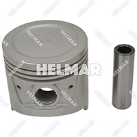 12010-R9005 PISTON & PIN (.75MM)