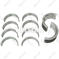 4969861<br>MAIN BEARING SET (.75MM)