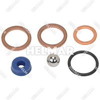 129882<br>VALVE PACKING KIT