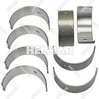 13201-76011-71 ROD BEARING SET (STD)