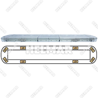15-00036-E<br>LIGHTBAR (LED/AMBER)
