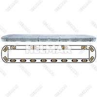 15-00037-E<br>LIGHTBAR (LED/AMBER)