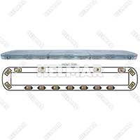 15-00039-E<br>LIGHTBAR (LED/AMBER)
