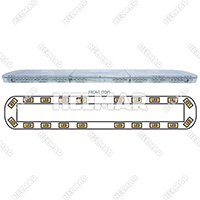 15-01255-E<br>LIGHTBAR (LED/AMBER)