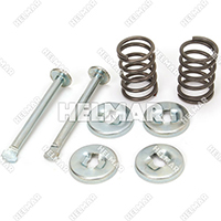 1565315<BR>BRAKE SHOE HOLD DOWN KIT