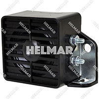 240GS BACK-UP ALARM (12-24V 97DB)