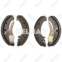 2803761 BRAKE SHOE SET (4 SHOES)