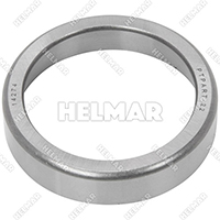 14274 CUP, BEARING