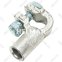 Forklift Wiring Battery Cable Terminals - 57744 Left Elbow