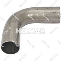 1589312<br>EXHAUST TAIL PIPE