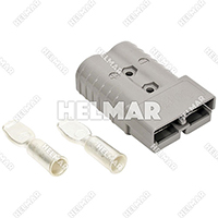 6320G1 CONNECTOR/CONTACTS (SB350 2/0 GRAY)