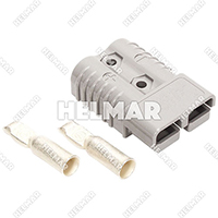 E6340G1<br>CONNECTOR (SBE320 2/0 GRAY)