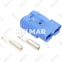 6326G6 CONNECTOR (SB175 #4 Blue)