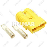 6328G5<br>CONNECTOR/CONTACTS (SB175 #2 YELLOW)